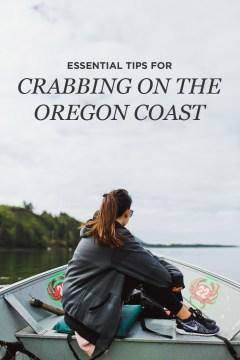 Your Essential Guide to Oregon Coast Crabbing - Everything You Need to Know // localadventurer.com