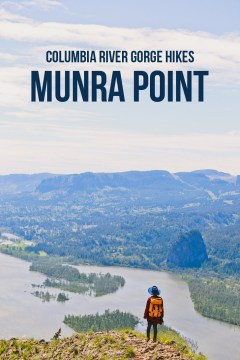 Guide to the Munra Point Hike, Columbia River Gorge, Oregon // localadventurer.com