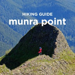 Munra Point Hike Columbia River Gorge Oregon