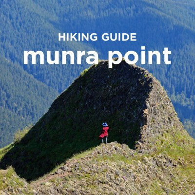 Your Guide to the Munra Point Hike, Columbia River Gorge, Oregon // localadventurer.com