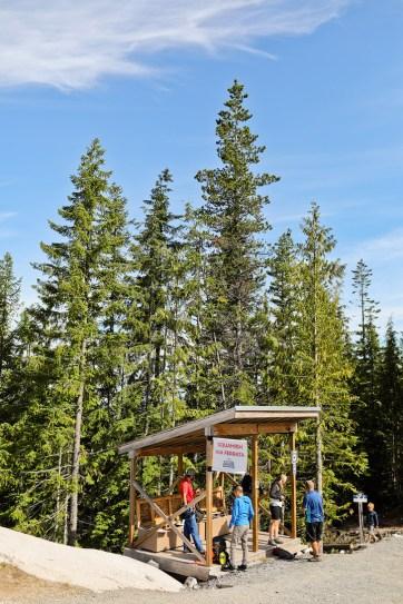 Squamish Via Ferrata - Where You Meet + Tips for Beginners // localadventurer.com