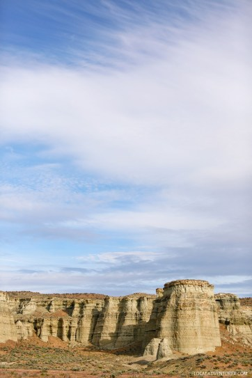 Pillars of Rome + All the Best Things to Do in Eastern Oregon + Tips for Your Visit // localadventurer.com