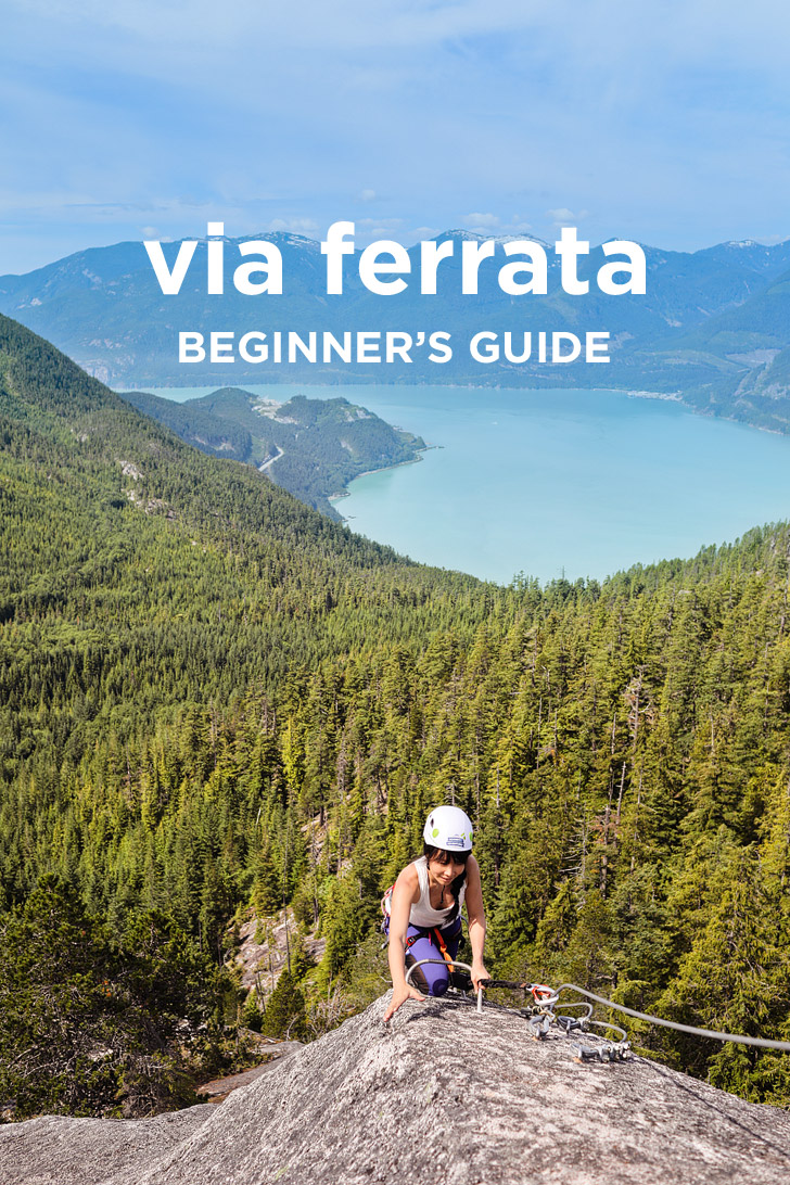 A Beginner's Guide to Via Ferrata // localadventurer.com