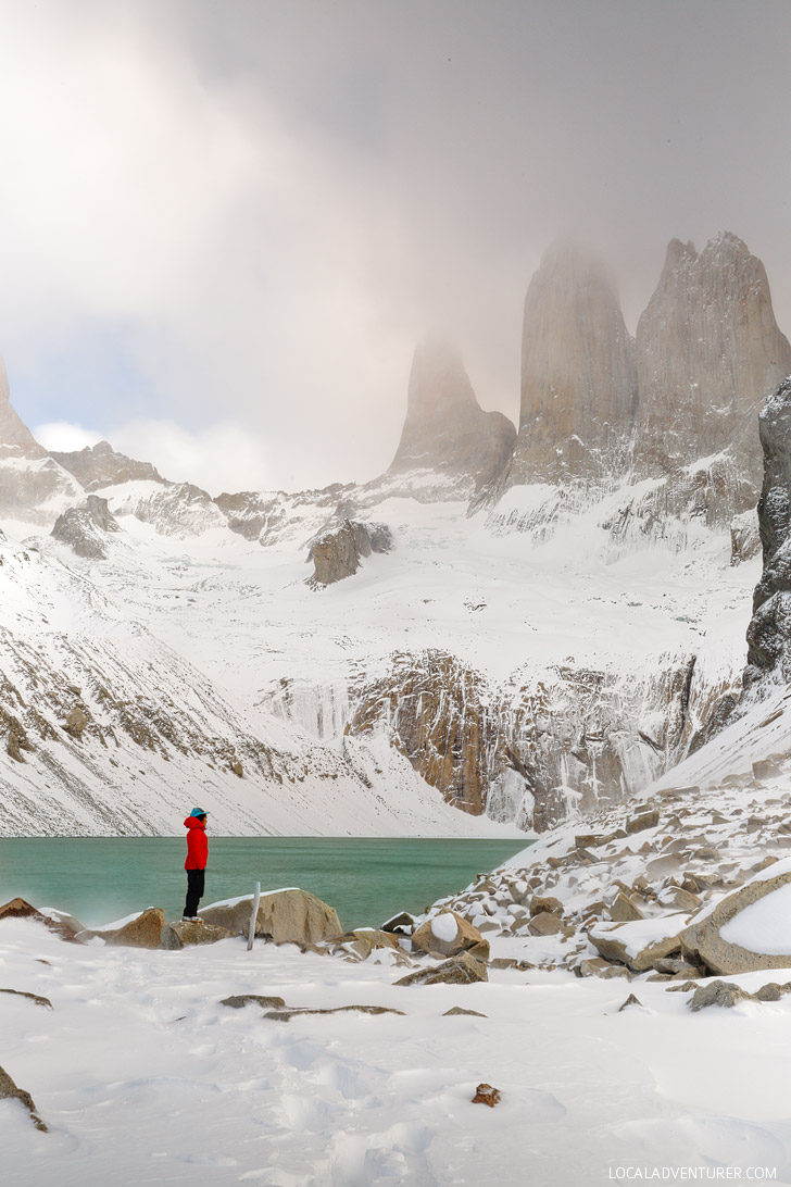 Everything You Need to Know About Hiking the Patagonia W Circuit // localadventurer.com