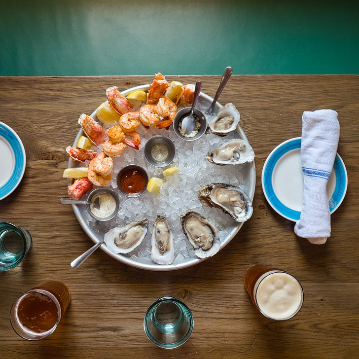 The Darling + The Ultimate Charleston Food Bucket List // localadventurer.com