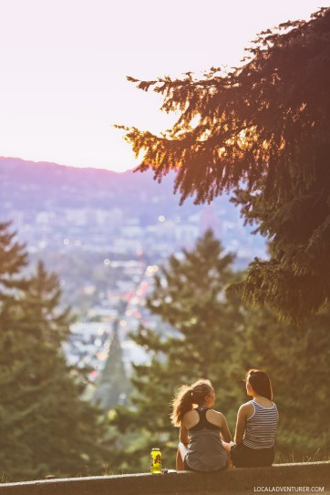 Mt Tabor Park + How to Find the Best Views in Portland Oregon // localadventurer.com