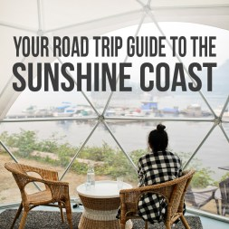 The Ultimate Sunshine Coast BC Road Trip