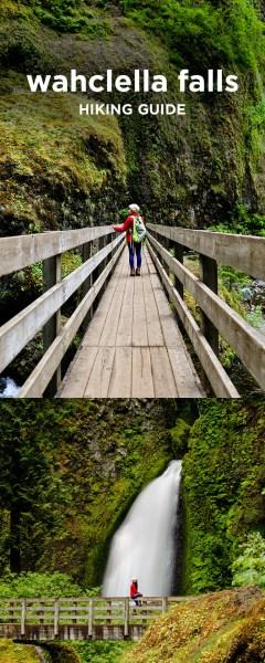 Wahclella Falls Hiking Guide, Columbia River Gorge, Oregon + Lots of Photos // localadventurer.com