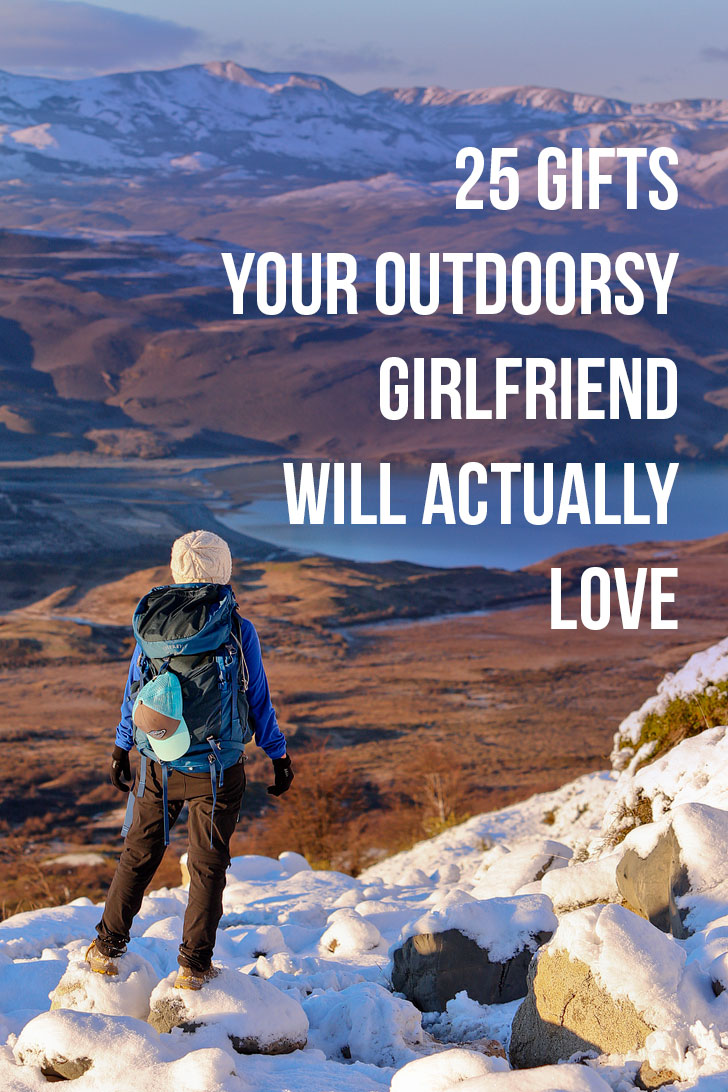 25 Outdoorsy Gifts for Her  Your Essential Gift Guide for Women Who Love the Outdoors  // Local Adventurer + REI Gift Ideas