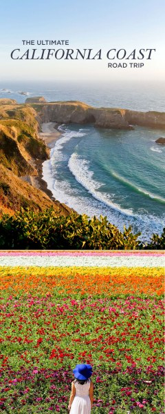 The Ultimate California Coast Drive - All the Best Stops along the Pacific Coast Highway // localadventurer.com