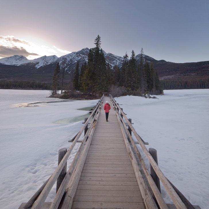 pyramid lake jasper alberta sq - 15 Unforgettable Things to Do in Jasper National Park