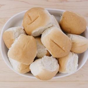 Northgate Bakery White Dinner Rolls (12)