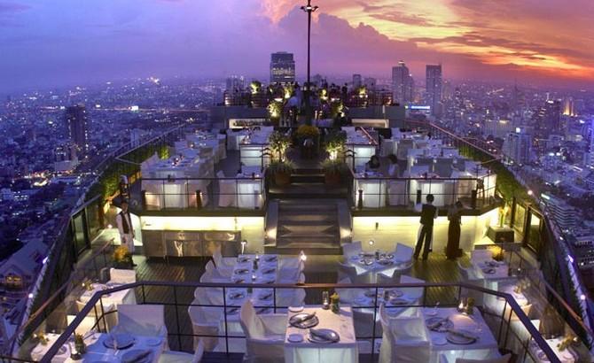 Rooftop Venues Melbourne
