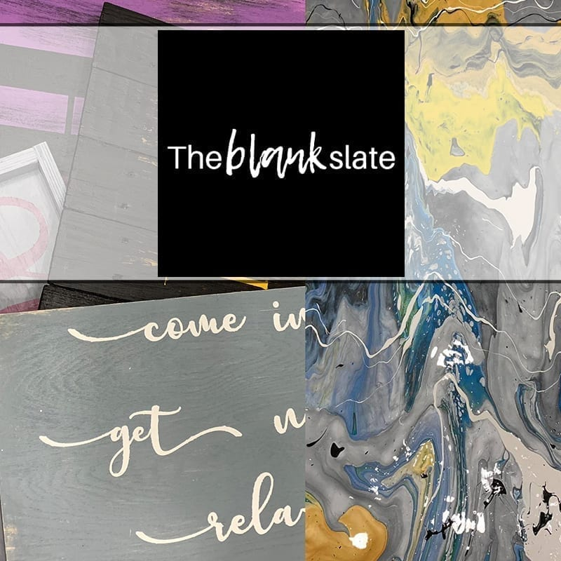 The Blank Slate by Blue Cord