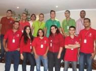 Equipe DTI e Telecom Matriz