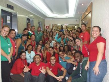 Equipe filial São Paulo 1 (gerente: Heitor Gomes)