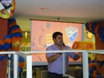 """Lançamento da campanha """"Negociadores FC"""" na filial Salvador II"""