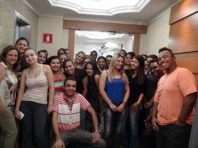 Equipe Caixa - filial SPA1