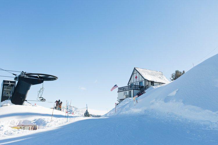 Utah Mountains Ski Trip