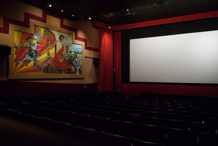 Photo Sourced From: The Frida Cinema Website
