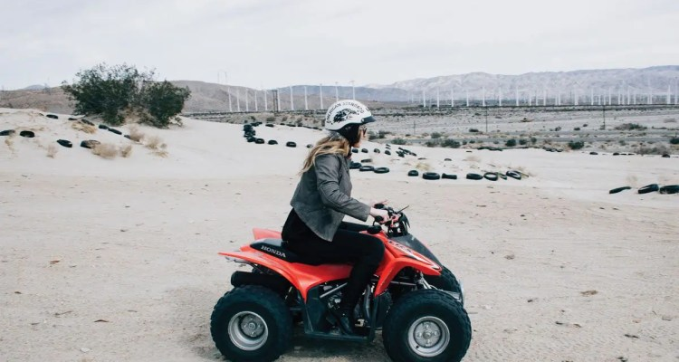 Satisfy Your Need For Speed On A Palm Springs Atv