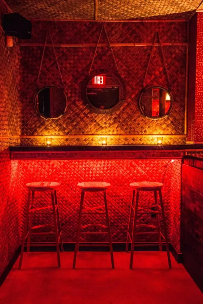 """Palm Springs only """"Tikieasy"""" serving tiki-inspired craft cocktails in the original Don the Beachcomber space"""