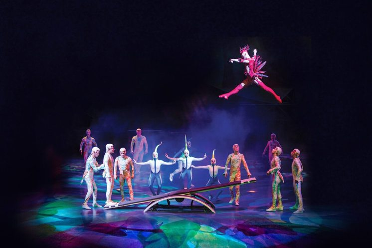 Photo Sourced From: Cirque du Soleil Website