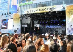 Pandora Summer Crush Concert