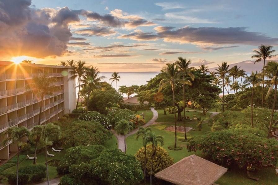 y. Ocean View Room Lanai View