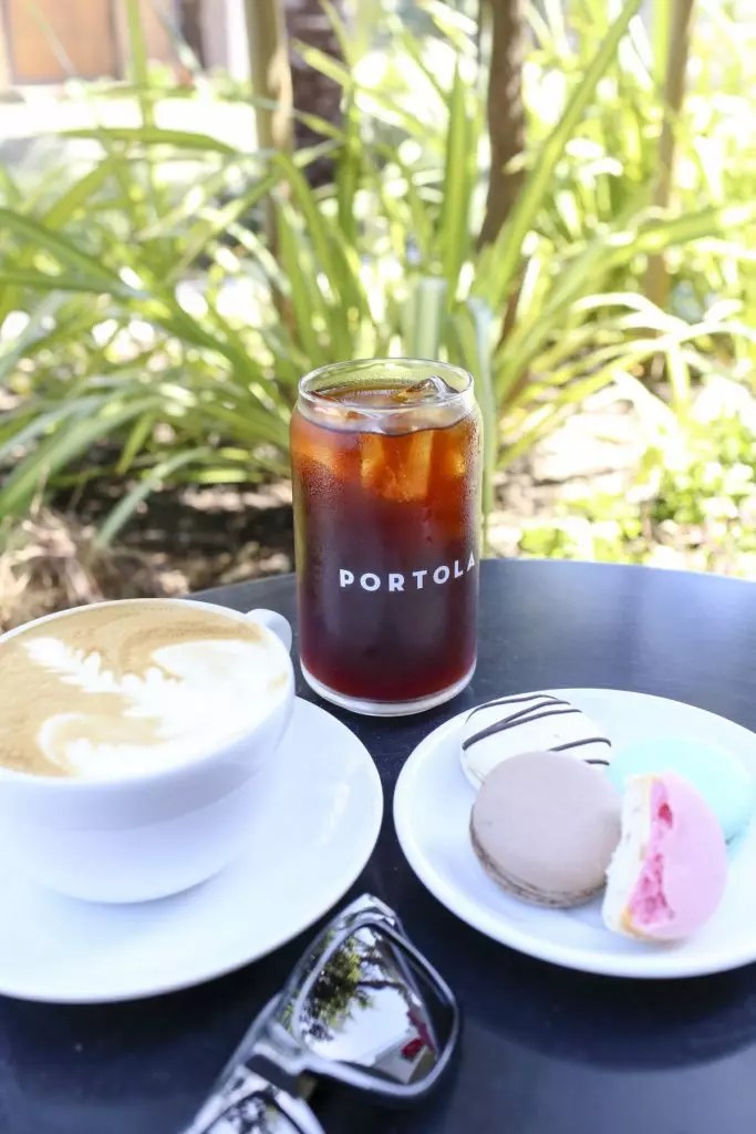 Portola Coffee Lab Huntington Beach Ca