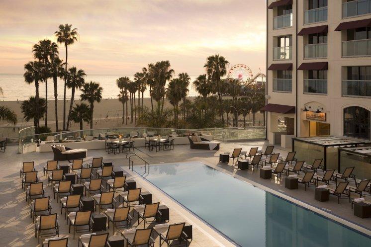 Photo Provided By: Loews Santa Monica Beach Hotel