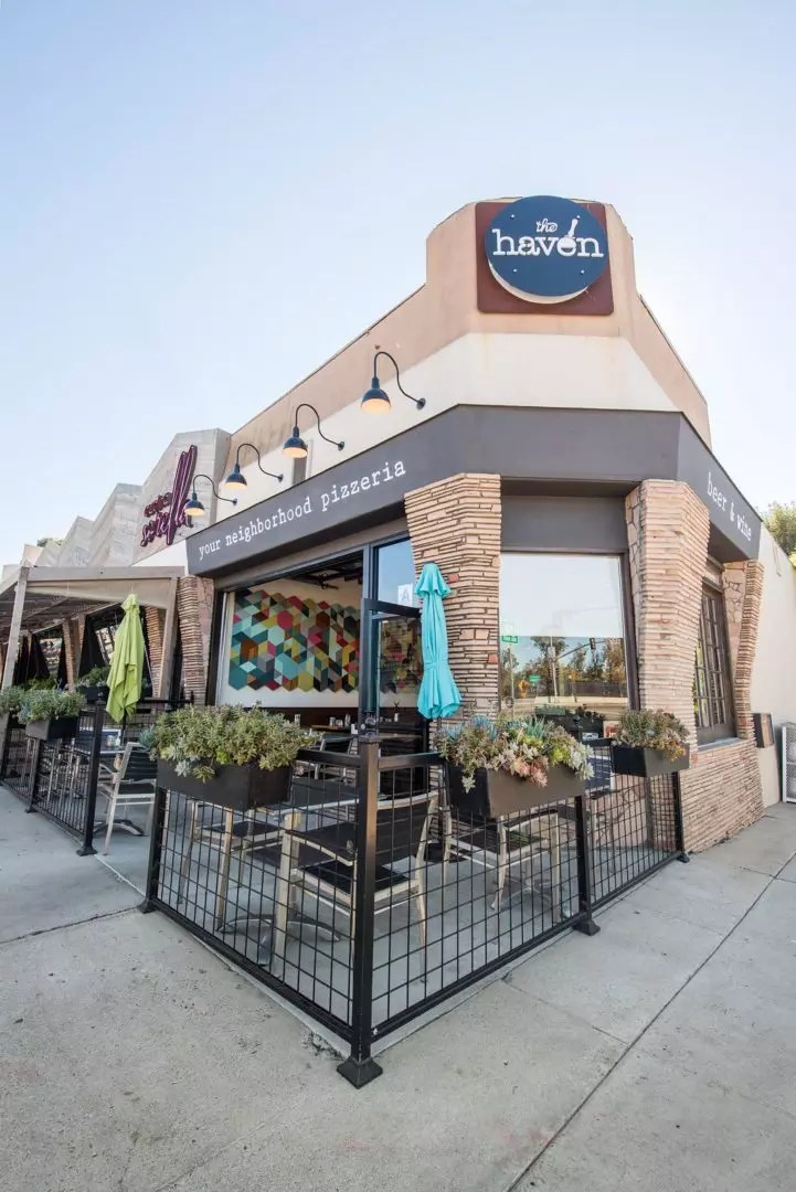 The Haven_Resturant Front 3