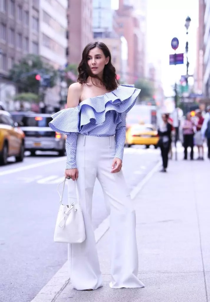 "b972e27959 Fun Fact  ""My best celebrity encounter was seeing Bill Cunningham at New  York Fashion Week. Witnessing a master in his element left me speechless."""
