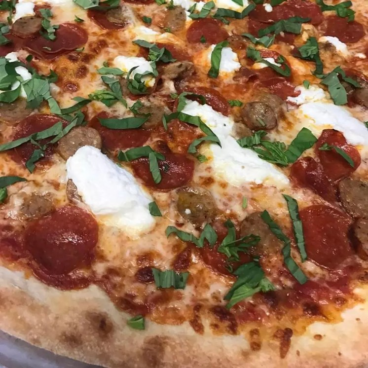5 Spots In Little Italy Thatll Steal A Pizza Your Heart