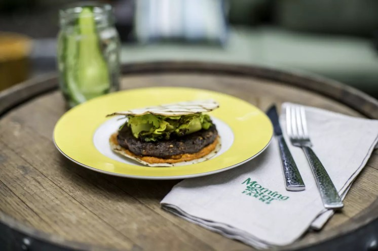 MorningStar Farms Romesco_Burger