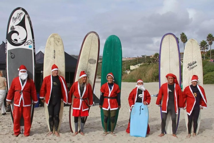 Surfing Santa Ritz Carlton3