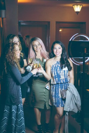 Women & Whiskey at Surf & Sand Resort