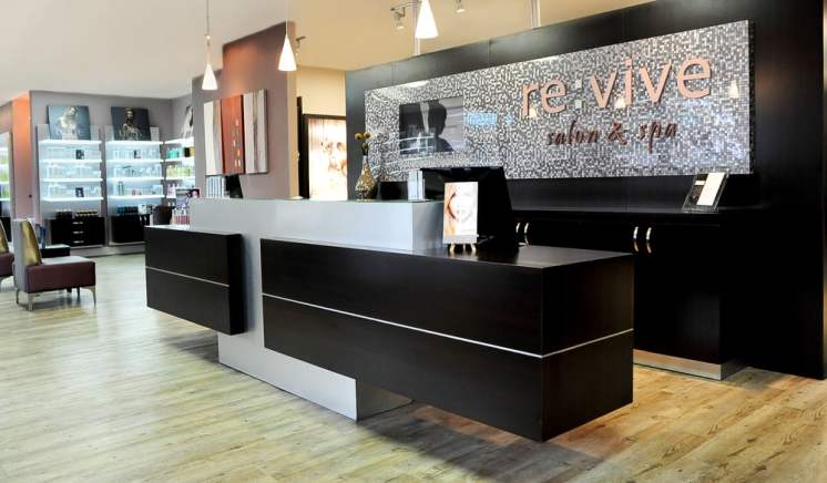 Photograph sourced from Revive Salon & Spa