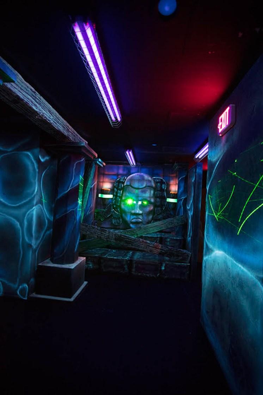 laser oasis arena 2