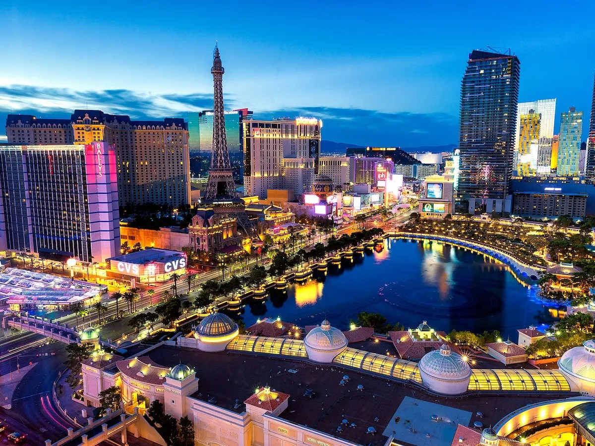 Spend Your Labor Day Heating Things Up In Las Vegas With These 7