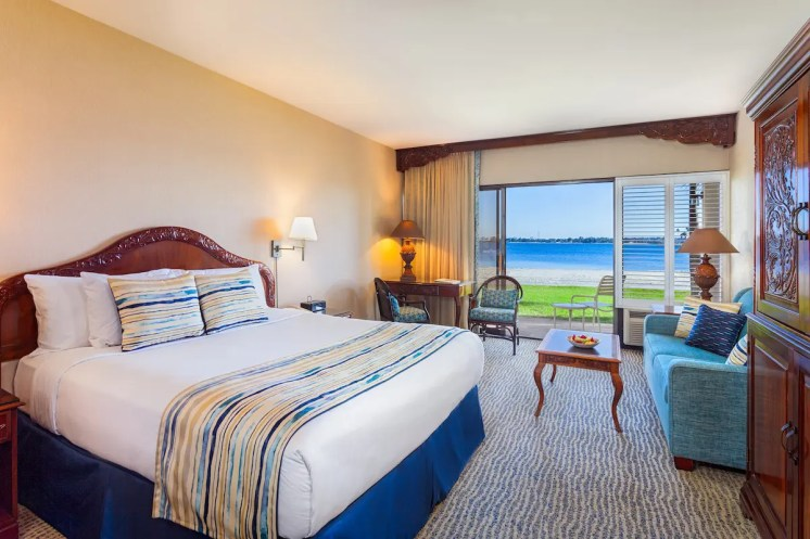 Catamaran Resort and Spa, San Diego, CA