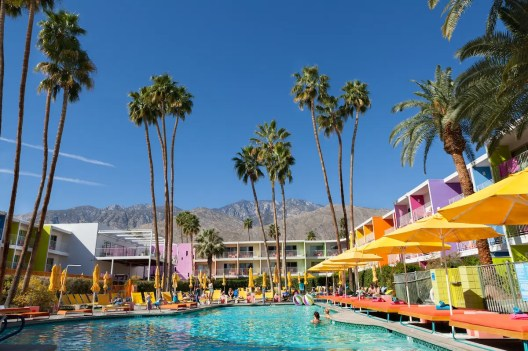 Photography Provided By: Greater Palm Springs CVB