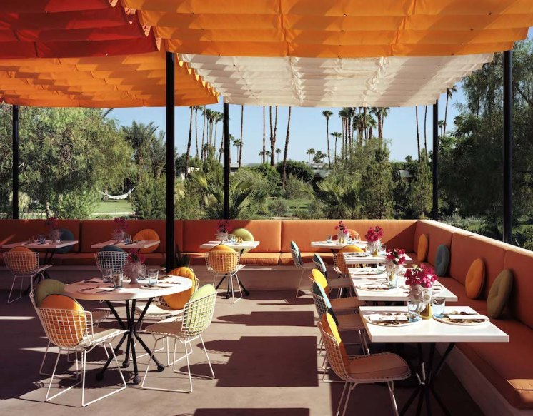 Norma's at the Parker Palm Springs