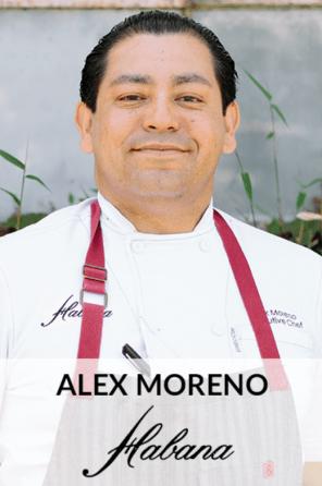 Alex Moreno - Habana