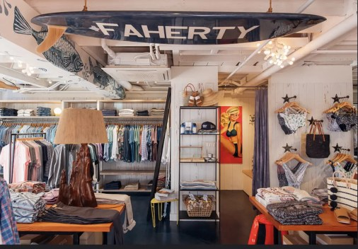 Faherty Store