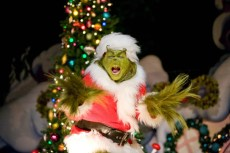 The Grinch at USH