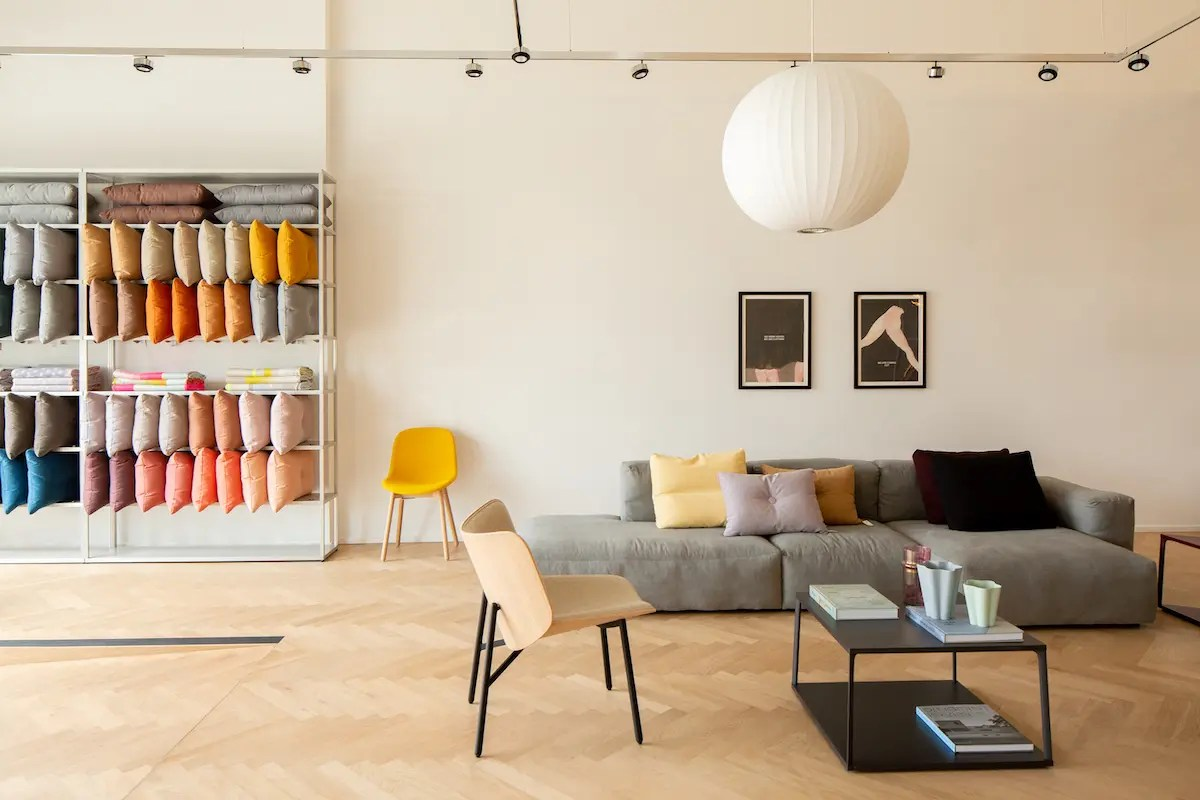 HAY - Showroom Interior - Locale Magazine