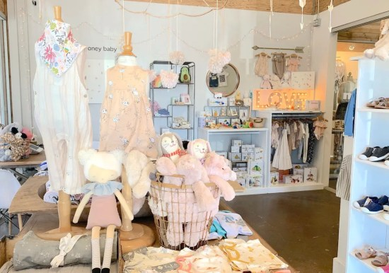 Milk & Honey Baby Interior (Spring 2019)