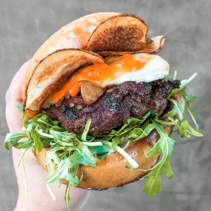Tackle Box - Korean BBQ Burger 1