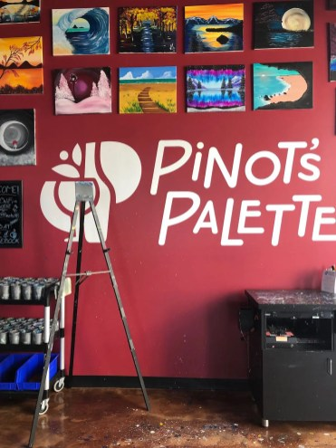 Photography Provided By: Pinot's Palette